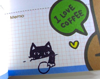 Rang the Cat Rubber Stamp Set