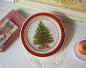 Splendid Tree Plate for Dollhouse