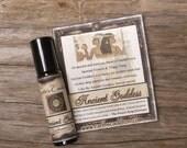 Ancient Goddess Natural Perfume Oil Roll On Bottle