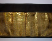 GOLD BLING 3 Pocket Waist Apron   Lots of SEQUINS