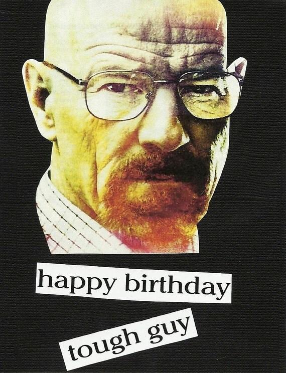 Breaking Bad Birthday Cards Breaking Bad Birthday Card
