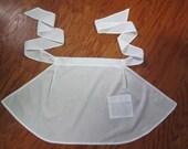 Custom Order for D.Lane - Custom Apron with Pocket