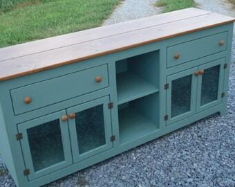 Custom Sideboard, Painted Buffet, KK Furniture