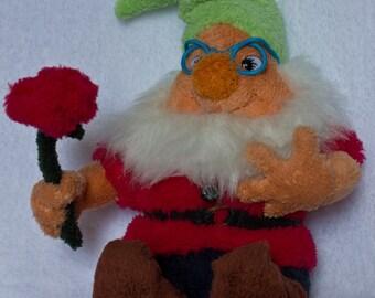 Gnome in love