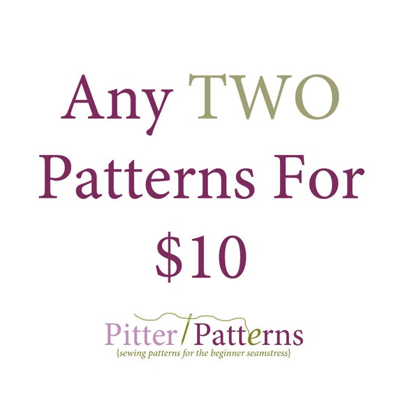 Two Pattern Bundle
