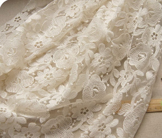 Unavailable listing on etsy for Bridal fabric