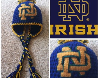 Crochet Notre Dame Beanie