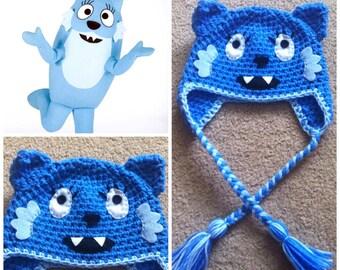 Crochet Toodee Beanie