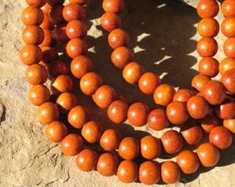 Redwood sibucao beads 8mm for your mala