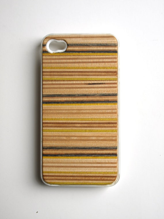 Recycled Skateboards iPhone 4 Case