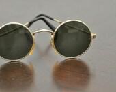 John Lennon Style Sun Glasses