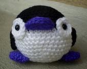 Wanda Elizabeth Penguin