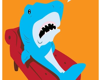 Neurotic Shark