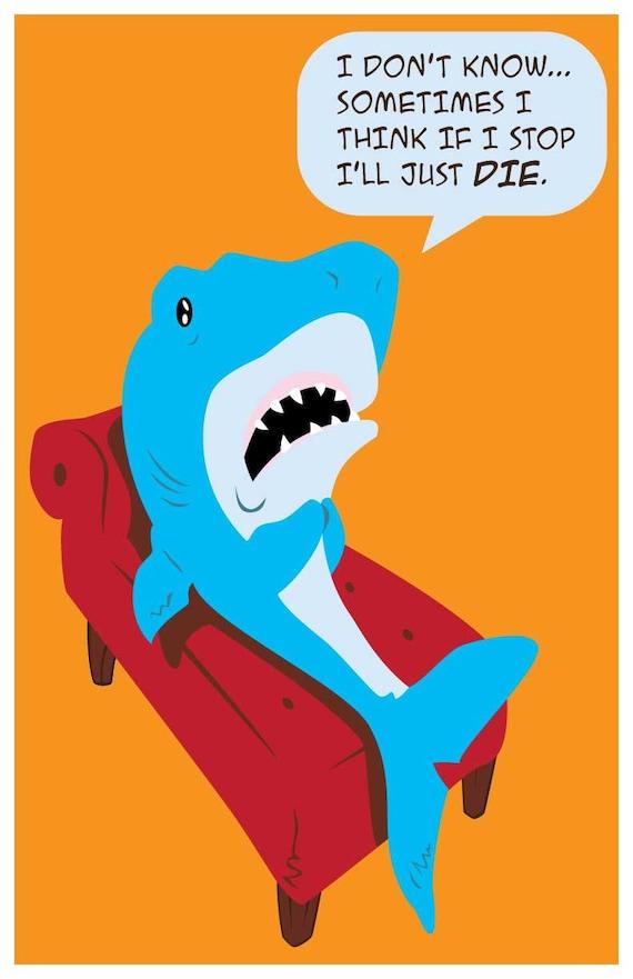 Neurotic Shark