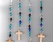 6 St. Therese Prayer Beads