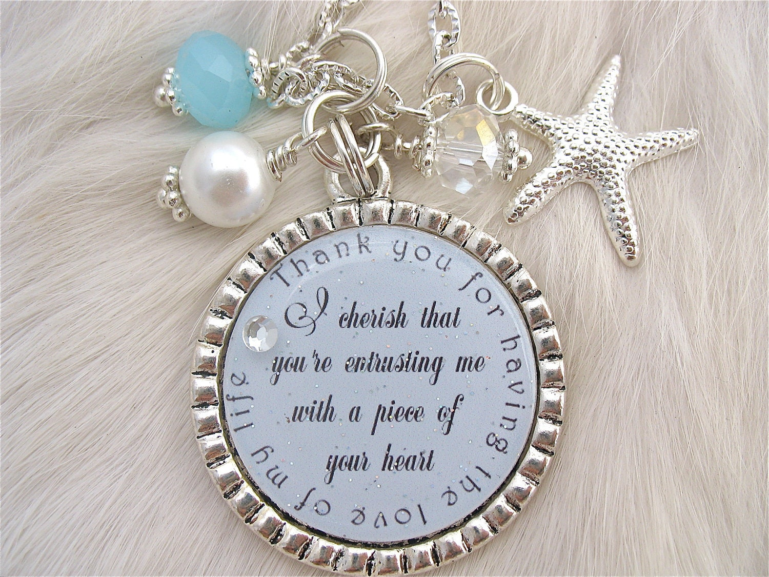 Bride Gift Father Of The Sayings: MOTHER Of The Groom Gift Wedding Jewelry Inspirational Quote