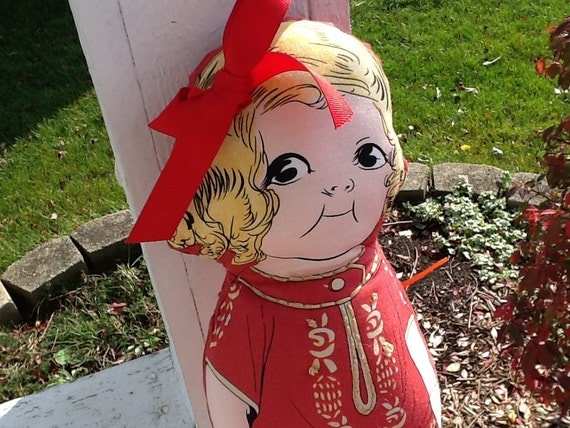Reserved for Sandy- Shabby Chic Dolly
