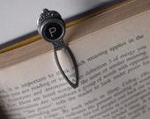 Vintage Typewriter Key Bookmark - Choose a Key