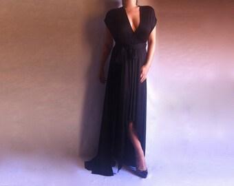 Hi Lo Convertible Wedding Bridal Dress High by Dany on Etsy
