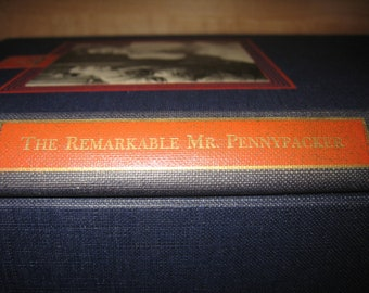 "Hardbound Script Of ""The Remarkable Mr. Pennypacker"" By Laim O'Brien"