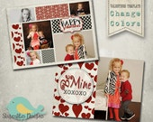 Valentines Photography Templates - Valentines Card 12