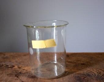 Vintage Pyrex Medical Laboratory Beaker