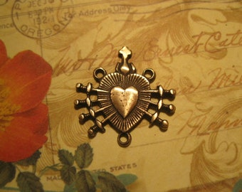 The Seven Sorrows  Bronze Rosary Center