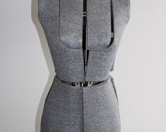 Vintage 1950's Dress Form Mannequin
