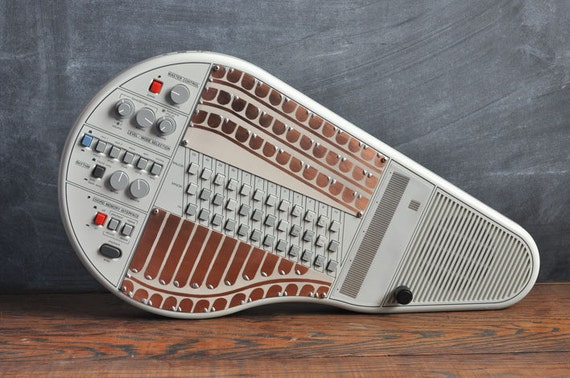 Folktek Modified Omnichord om-84 touch Synthesizer