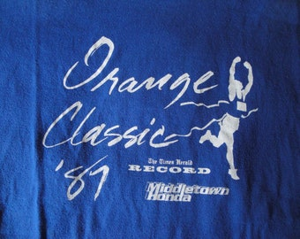 Vintage 1987 Orange County Classic Tshirt