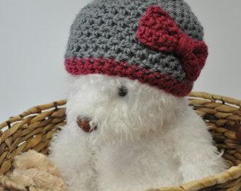 Cute Bow Hat