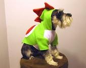 Yoshi Nintendo Super Mario Bros. Dinosaur - Dog Halloween Costume