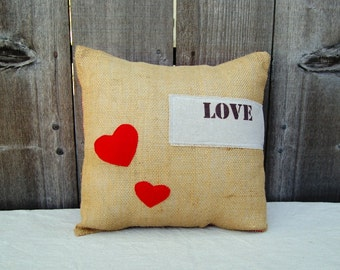 Love accent pillow cusion 16 inch
