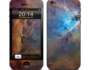 Apple iPhone 3G / 3GS, iPhone 4 / 4s, iPhone 5 / 5s, iPhone 5c, iPhone 6, iPhone 6 Plus Decal Skin Cover - Nebula