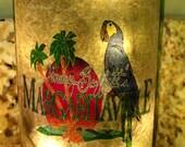 Lighted Bottle Margaritaville