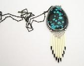 SALE I Isis Breeze Necklace