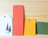 Tags-gift tags-price tags-assorted gift tags- variety gift tags- different sized tags
