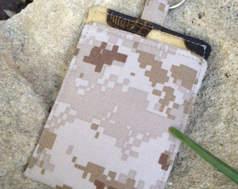 Military iPhone iSleeve Pouch