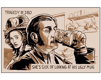 Tragedy 380: Ugly Mug Print