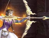 Zelda's Bow / Light Bow - Custom Item for Rina93