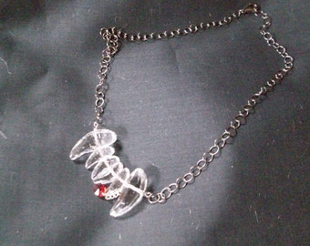 Fang You Crystal Necklace