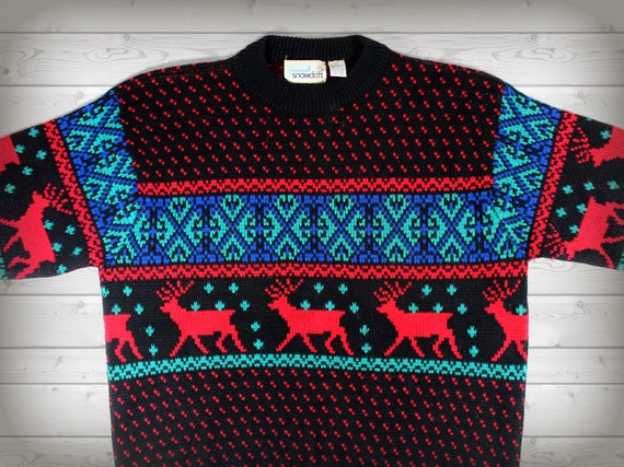 Traditional Ugly Christmas Sweater