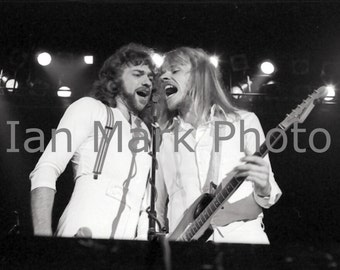 Styx  8X12  1977 Photo                                                         Image registered at the United States Copyright Office