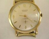 Vintage Gruen wrist watch