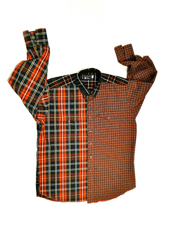 western shirt vintage cowboy clothing panhandle by