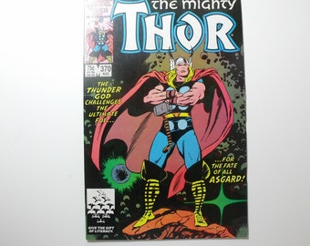 The Mighty Thor No.370 (1986)