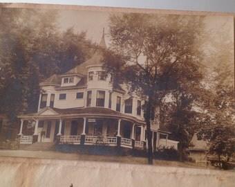 Funeral Photograph Mortician Death Americana Illinois History