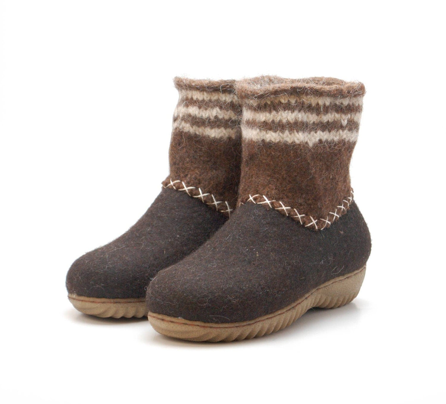 New Shoes Made Of Wool