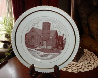 Beechview Methodist Church Collector Plate