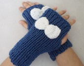 Knitting Gloves Handmade Winter Gloves Mittens Fingerless Gloves Women Accessories Valentine gift İdeas For Her Gift